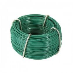 Drát vázací oplastovaný, zelený, 50 m, Extol Craft 92561