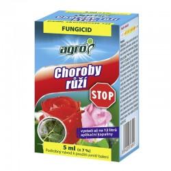 Fungicid stop choroby růží 5 ml