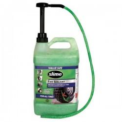 Utěsňovač průpichů SLIME 3,8 l včetně pumpy