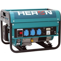 Heron EGM 30 AVR rámová elektrocentrála 2800W