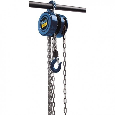 Řetězový kladkostroj ruční CB 01 Scheppach