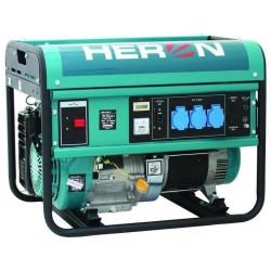 Heron EGM 55 AVR-1 rámová elektrocentrála 5500W