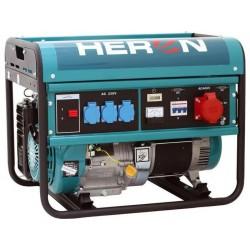 Heron EGM 60 AVR-3 rámová elektrocentrála 6000W
