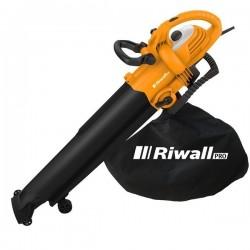 Riwall REBV 3000 elektrický vysavač/foukač