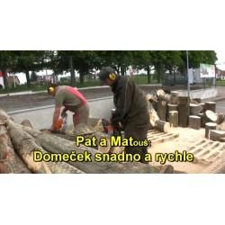 Video - jak se staví domek