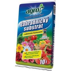 Zahradnický substrát s aktivním humusem 20l