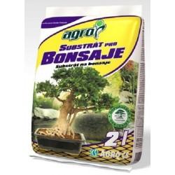 AGRO Substrát pro bonsaje 2l