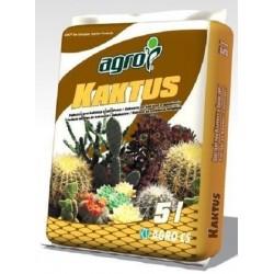 AGRO Substrát pro kaktusy a sukulenty 5l