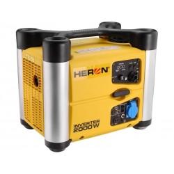 Elektrocentrála digitální invertorová 3,0HP, 2,0 W HERON DGI 20 SP
