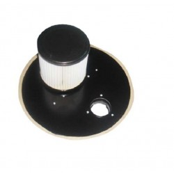 Filtr pro vysavač popela s pohonem 1200W