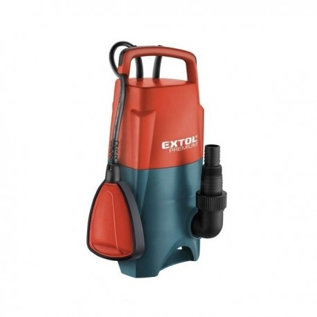 SPF 750 Extol Premium el. ponorné kalové čerpadlo