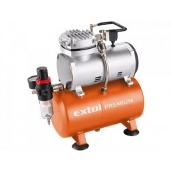 Kompresor AC-S3 Extol Premium