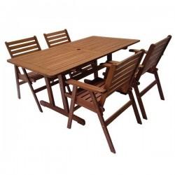 Zahradní stolová sestava MONROE 4