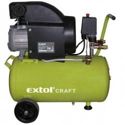 Kompresor olejový  1500W, 24l, EXTOL CRAFT
