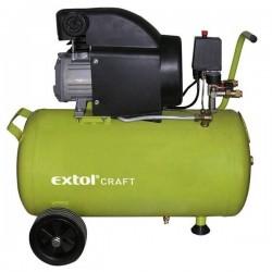 Kompresor olejový 1500W, 50l, EXTOL CRAFT