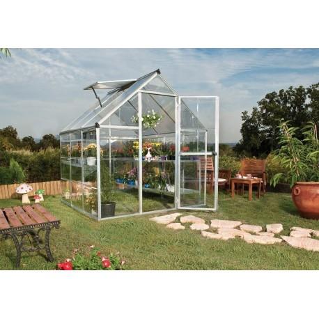 Polykarbonátový skleník Palram hybrid 6x6