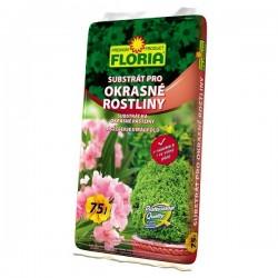 FLORIA Substrát pro okrasné rostliny 75l