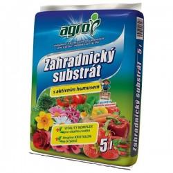 AGRO Zahradnický substrát 5l
