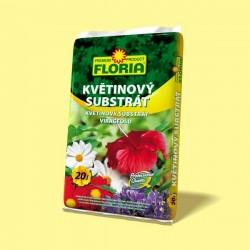 FLORIA Květinový substrát 20l