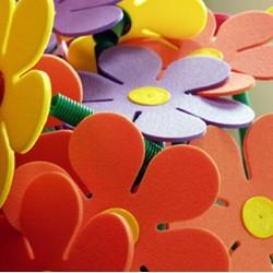 Stříkající květina 3ks