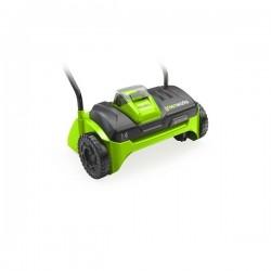 GreenWorks G40DT30 40 V aku travní provzdušňovač 32 cm