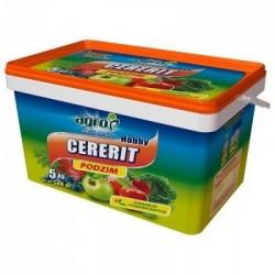 AGRO Cererit Hobby Podzim 5 kg v kbelíku