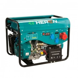 HERON LPGG 43-3F elektrocentrála plynová/benzínová (LGP/NG) LPGG 43-3F 8896319