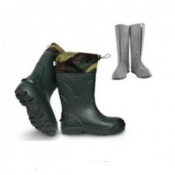 Holínky Camminare Voyager Camo Boots do -30°C