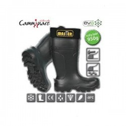 Holínky Camminare Master Boots Black -35°C