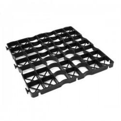 Zatravňovací tvárnice černá IG30 50x50x3cm