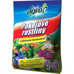 AGRO Substrát pro pokojové rostliny 5l