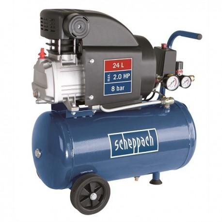 Scheppach HC 25 olejový kompresor