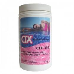 CTX-392 - 1kg komplexní přípravek k desinfekci vody