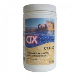 CTX-10 granulát snižující pH, 1,5 kg