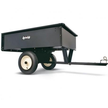 AF 653 Tažený vozík se sklápěcí korbou