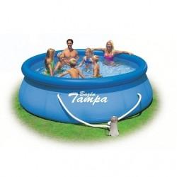 Bazén Tampa 3,96x0,84 m s kartušovou filtrací