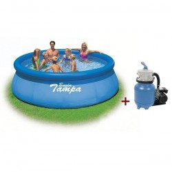 Bazén Tampa 3,96x0,84 m s pískovou filtrací ProStar 3
