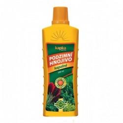 Kapalné hnojivo Podzim - Kapka - 500 ml