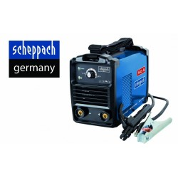Scheppach WSE 900 svářecí invertor s příslušenstvím