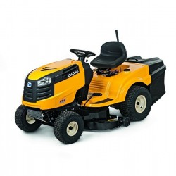 LT2 NR92 travní traktor se zadním výhozem
