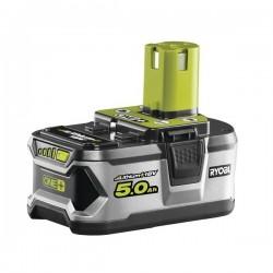 Ryobi RB18 L50 18 V lithium iontová baterie 5,0 Ah