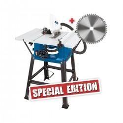 HS 81 S Special Edition stolová pila Scheppach