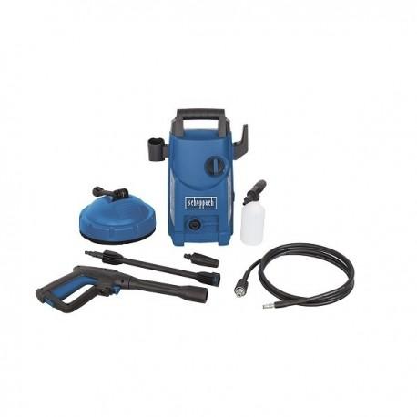 Scheppach HCE 1500 elektrická tlaková myčka 105 bar s příslušenstvím