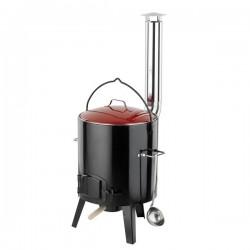 Stew gulášový kotlík s topeništěm Activa