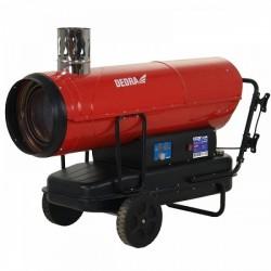 Dedra DED9956TK naftové topidlo 50kW s vývodem spalin