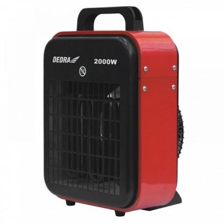 Dedra DED9920B elektrický ohřívač 2000W