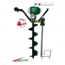 ACTIVE T143 půdní vrták