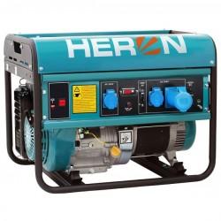 Elektrocentrála benzínová Heron15HP/7kW