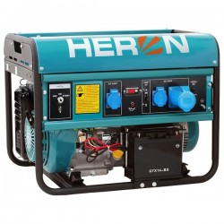Elektrocentrála benzínová Heron 15HP/7kW
