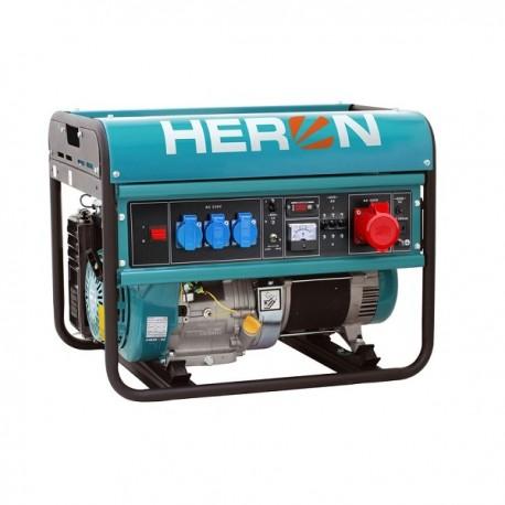 Elektrocentrála benzínová 15HP/6,8kW